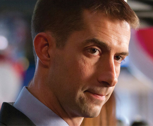 Capitol View: Senator Tom Cotton Opinion on Immigration After President Trumps Visit to the Border